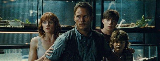 Jurassic World est toujours en tête du Box Office US devant Ted 2 et dépasse les 500 millions de dollars de recettes.