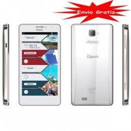 Smartphone VEXIA ZIPPERS PHONE Libre, calidad al mejor precio, envio gratis