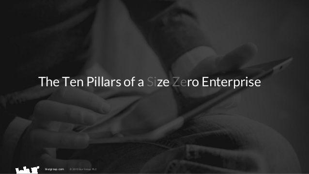 The Ten Pillars of Size Zero