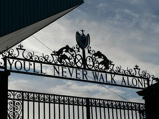 """The Football Supernova: The story behind """"You'll never walk alone"""""""