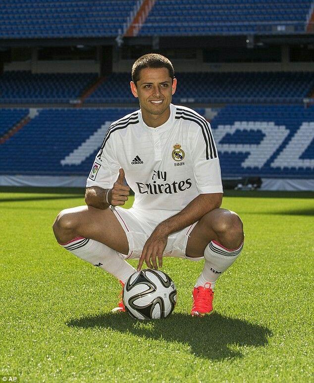 Javier Hernandez Real Madrid: 21 Best Hispanic Boys
