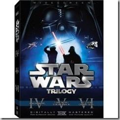 Star Wars DVD Set