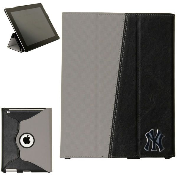 New York Yankees Executive Foldable Tablet Cover - Black/Gray - $29.99