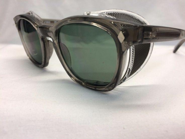 New hipster sunglasses grayshield safety frame u pick