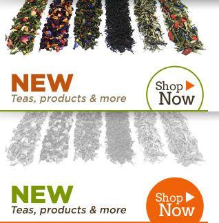 Buy Tea Online: Shop Our Loose Leaf Teas & Accessories