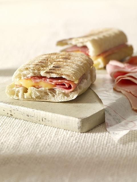 Costa Cheese & Ham Panini, via Flickr. | Sandwiches | Pinterest