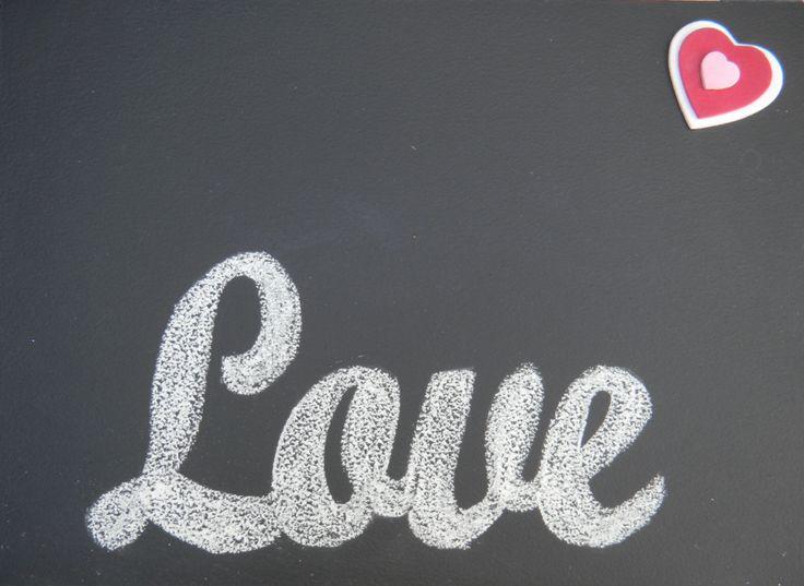 Chalkboard Love, by Shirl
