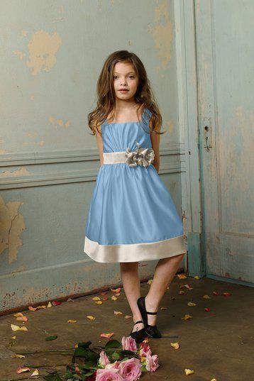 Seahorse 43255 Flower Girl Dress |