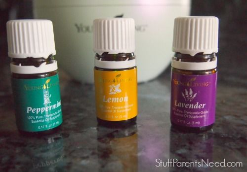allergy relief using essential oils