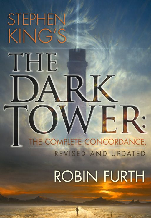 The DARK Tower - Cover Artwork