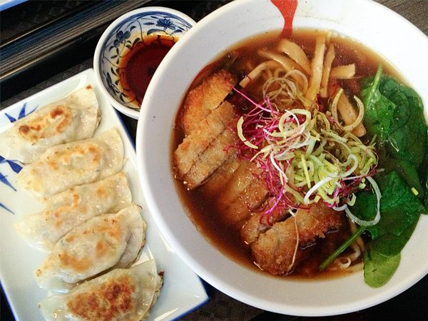 Samouraï Ramen Noodle Bar in Brussels, Belgium | Expat Life in Belgium, Travel and Photography | CheeseWeb