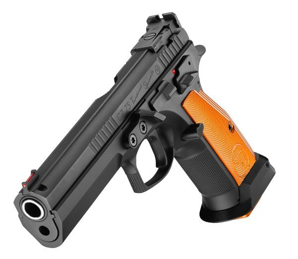 10 Tricked-Out Pistols You Wish You Owned - Wide Open Spaces