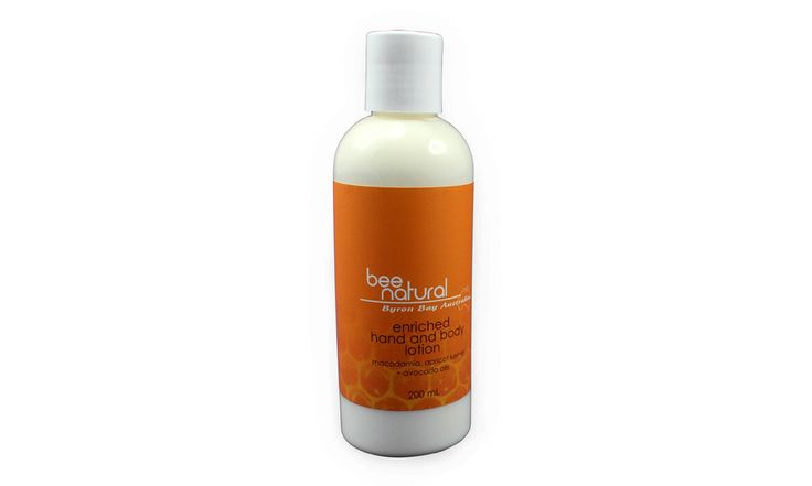 Bee Natural Hand & Body Lotion 200ml