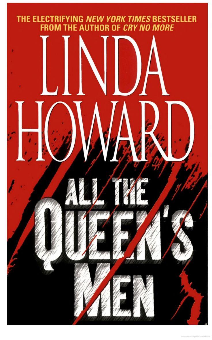 All The Queens Men Linda Howard Hardcover Please
