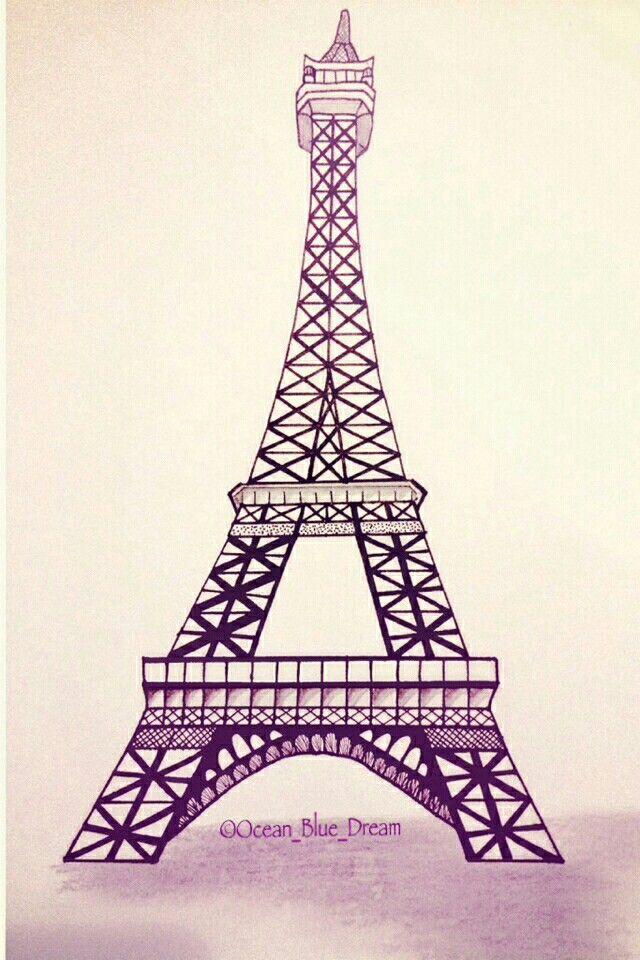 Torre eifel. Fondo   Wallpapers   Pinterest