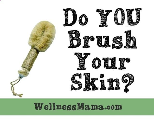 Are You Brushing Your Skin?