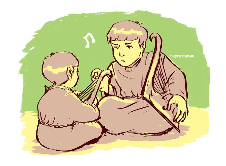 Spock and Sybok