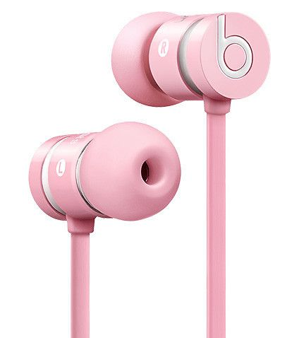 BEATS BY DRE Ear buds Removable wingtips for customizable sound Solid metal housing 3.5mm jack Tangle free cables Inline remote Built in phone call mic