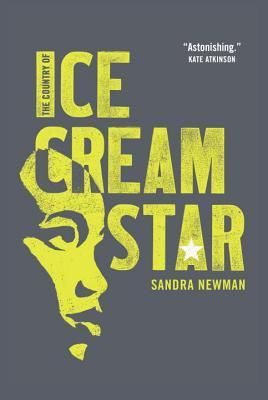 """The country of ice cream star"", by Sandra Newman - In the ruins of a future America, fifteen-year-old Ice Cream Star and her people survive by scavenging in the detritus of an abandoned civilization. Theirs is a world of children - by the time they are twenty, each of them dies from a disease they call posies. When her brother sickens, Ice Cream sets out on the trail of a cure."
