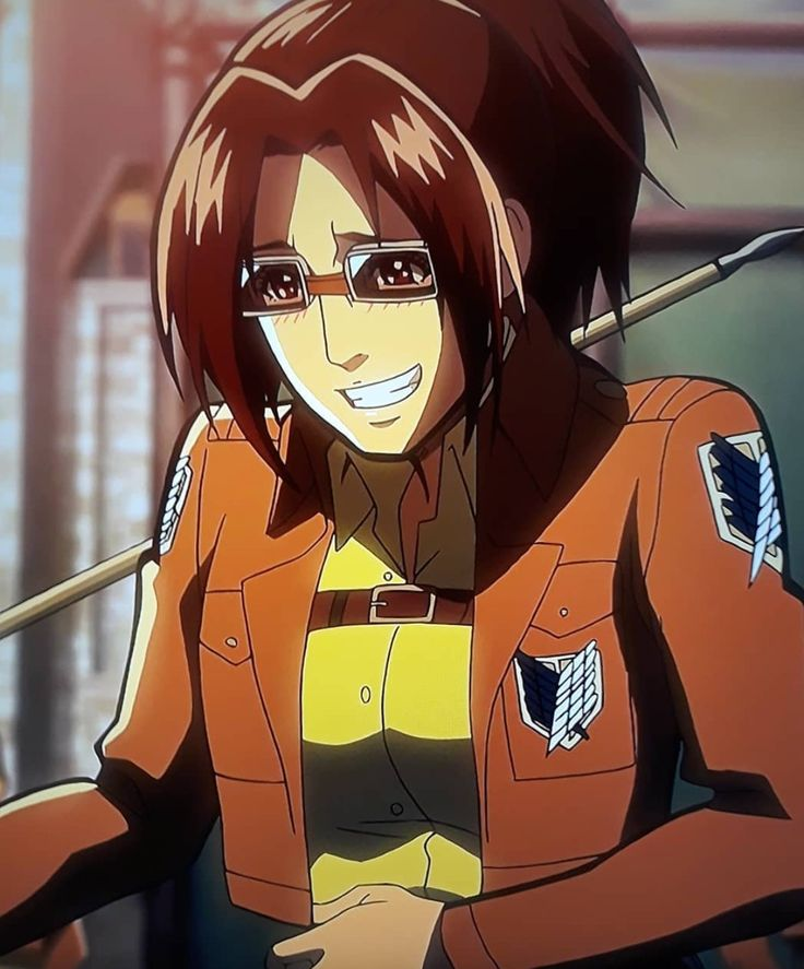 Attack on Titan Hanji in 2020 | Attack on titan, The incredibles, Smile because