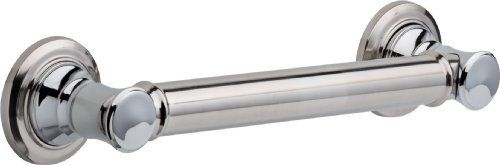 Delta Faucet 41612 Traditional Grab Bar, 12-Inch, Chrome DELTA FAUCET