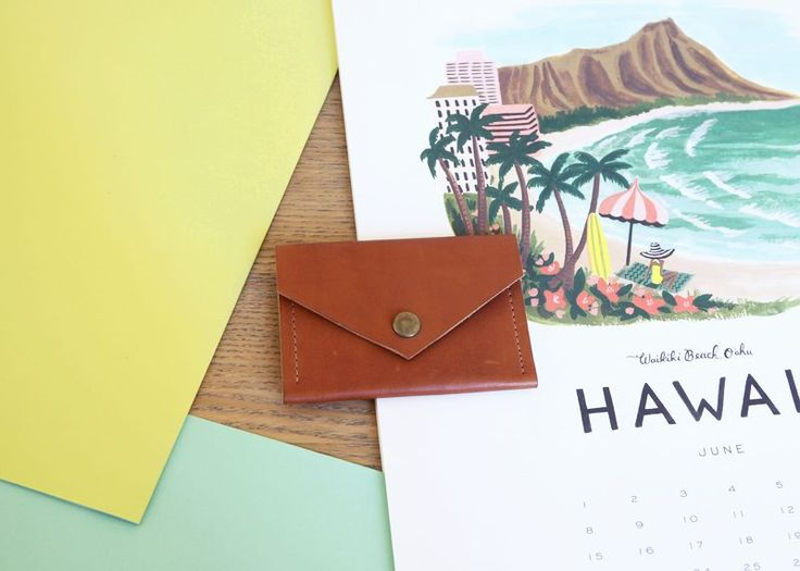 Scout Supply - mini wallet