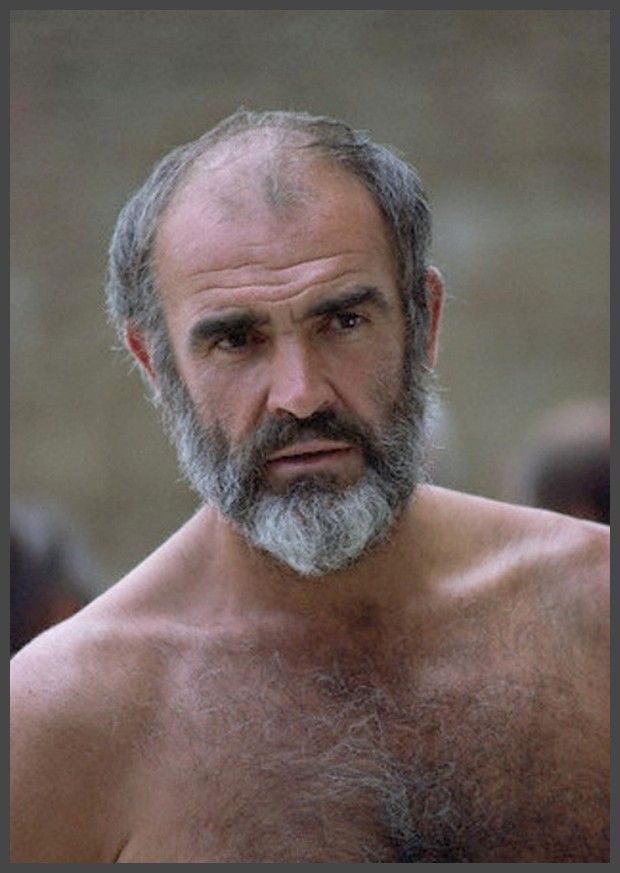 Sean Connery in Robin and Marian | Beards | Pinterest ...