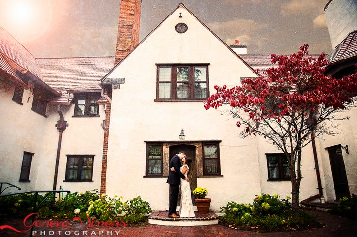 Geneva Simons Photography at Addison Oaks  Buhl Estate wedding in Leonard, MI