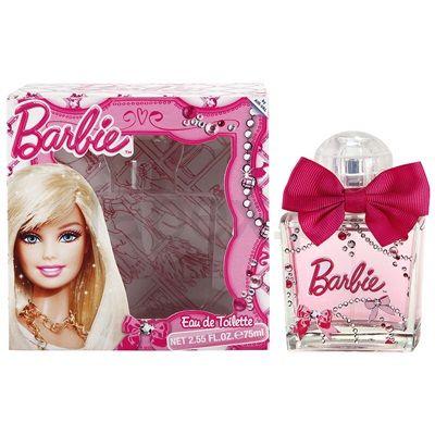 Barbie Luxe Eau de Toilette para crianças | fapex.pt