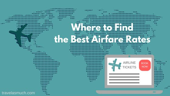Loads of web sites promise the best airfare rates. But which ones actually deliver on their promises? Read the results of my comparison study to find out!