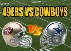 Watch San Francisco 49ers vs Dallas Cowboys Live Streaming NFL Football Game Online