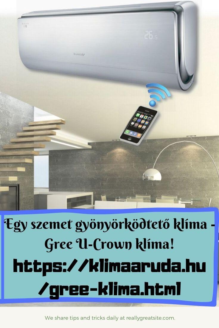 Gree U Crown Design Klima Gree Crown Design Design