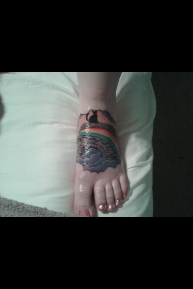 The 25 best bridge tattoo ideas on pinterest san for Tattoo shops in winston salem nc