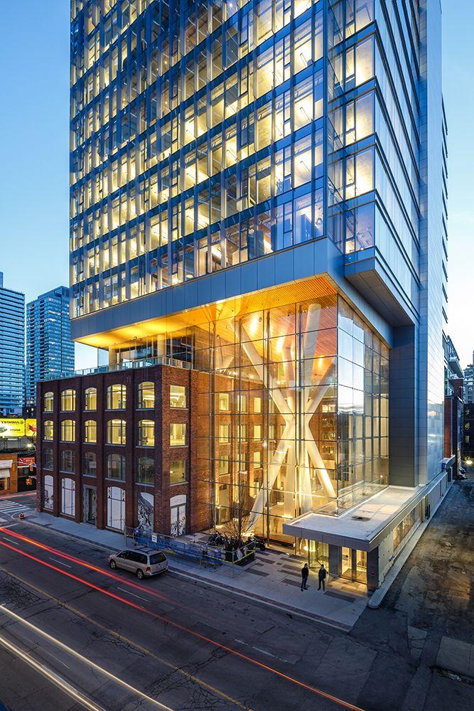 Queen Richmond Centre West | Toronto | Canada | Commercial 2015 | WAN Awards