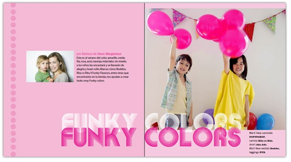 KIds Fashion Land Lookbook spring-summer 2011