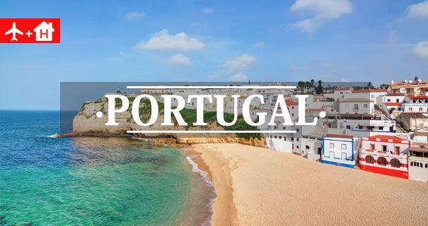 Ofertas Vuelo + Hotel Portugal