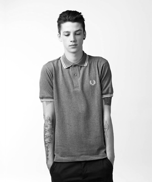 19 best fred perry images on pinterest fred perry guy for Bradley wiggins tattoo sleeve