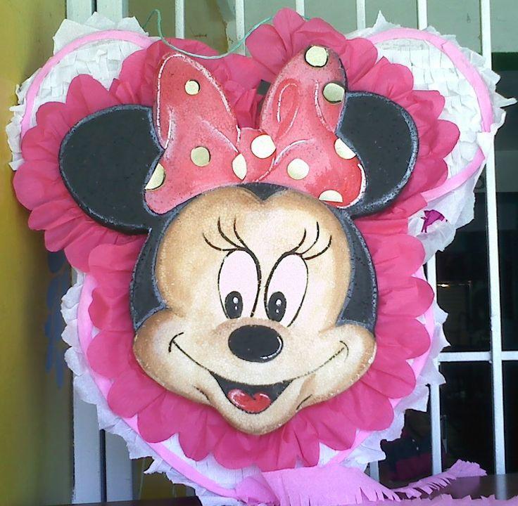 98 best Fiesta de Minnie y Mickey Mouse. images on Pinterest ...
