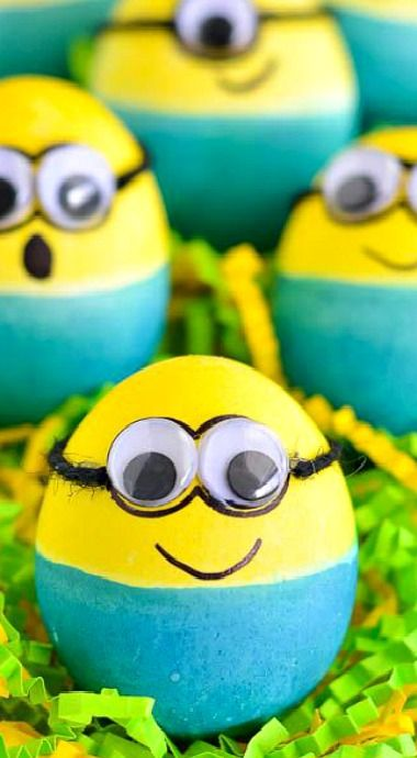 minion easter eggs.