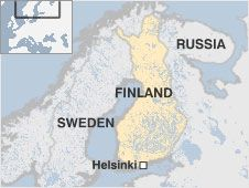 Around two-thirds of Finland is covered in forest and about a tenth by water. Description from tajpharma.com. I searched for this on bing.com/images