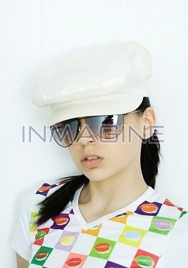 best place to buy sunglasses online zo49  Sunglasses For Teen Girls  Teen Girl Wearing Cap And Sunglasses, Portrait  Stock Photos /
