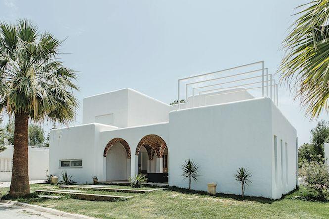 Villa Bianca by MEDu0027IN Concept SIP Pt 4 Pinterest Villas - location de villa a agadir avec piscine