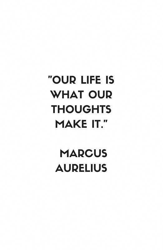 MARCUS AURELIUS Stoic Philosophy Quote #redbubble…