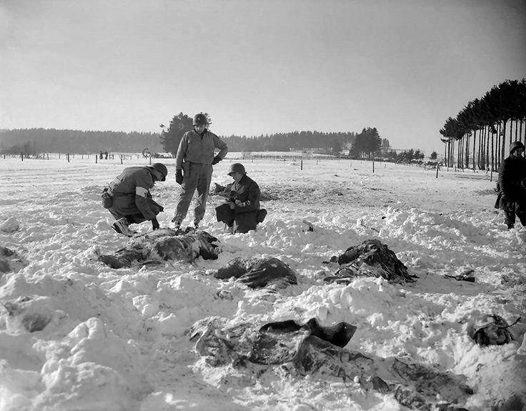 LSSAH – The Malmedy Massacre's Files. | EUCMH