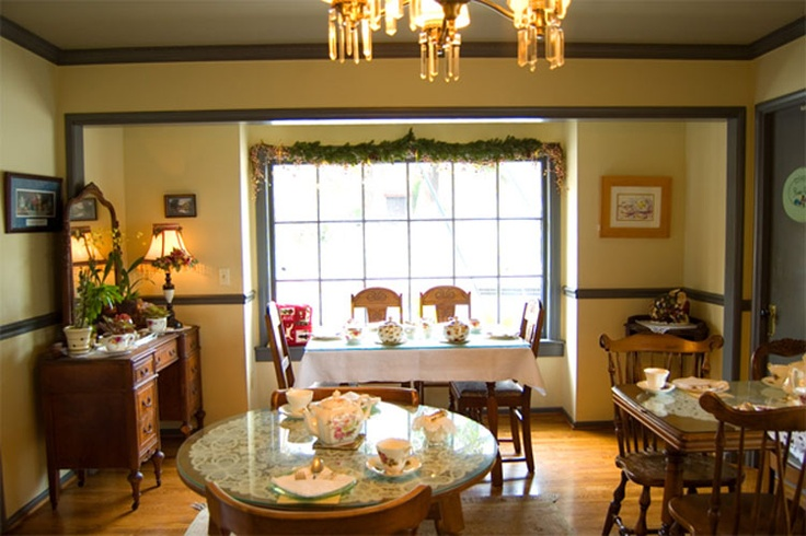 Best Tea Rooms In Southern California
