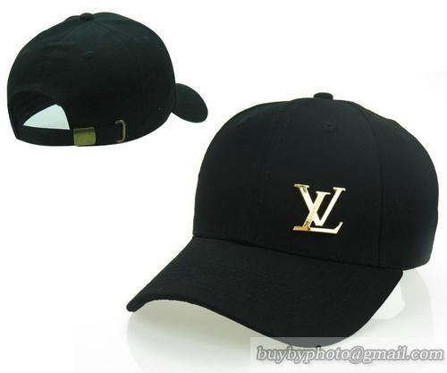 Cheap Wholesale LV Baseball Caps Curved Brim Caps Black for slae at US$8.90 #snapbackhats #snapbacks #hiphop #popular #hiphocap #sportscaps #fashioncaps #baseballcap
