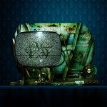 TV II by Es parte de la colección de aparatos vintages siguiendo algunas líneas steampunk. Diseño 1 de 7