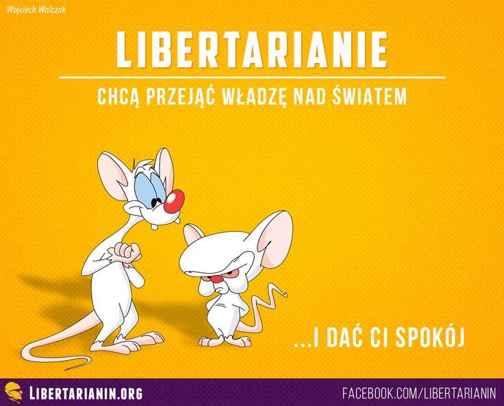 #pinky #mozg #bajka #przejecie #wladzy #teoria #spiskowa #libertarianie #libertarianizm #minarchizm #anarchokapitalizm #wolnosc #serial #animowany