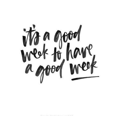 Never miss a Monday!!!