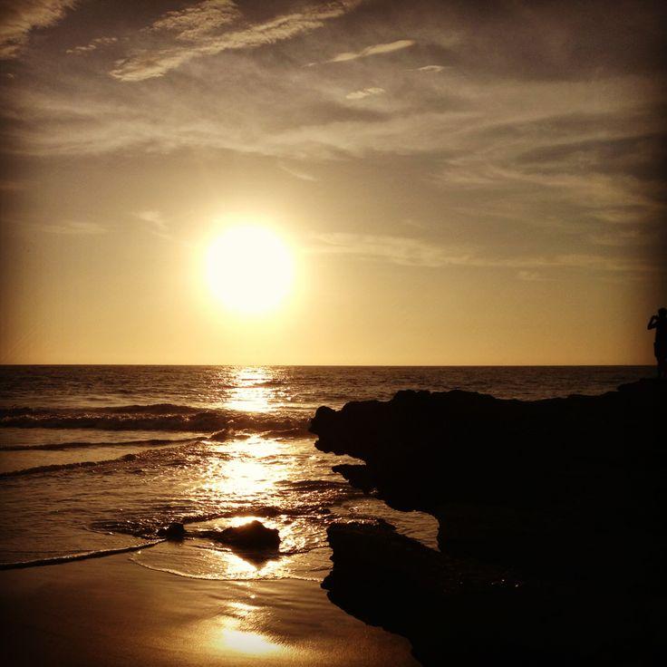Playa de Vichayito, perú.